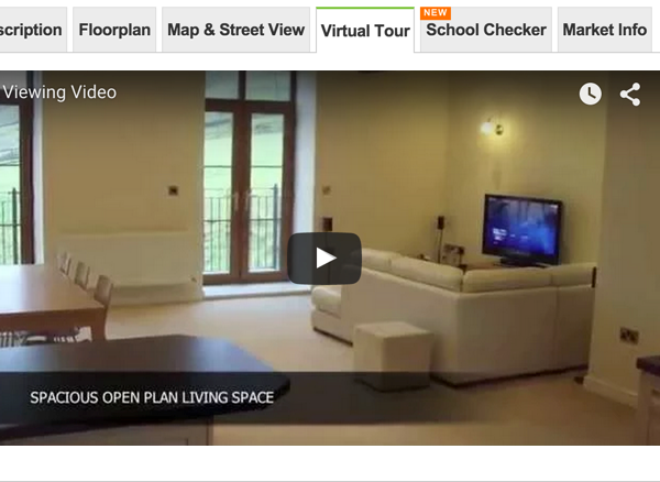 Vide Tour RightMove Embedded