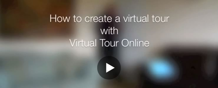 How to create a virtual tour with Virtual Tour Online